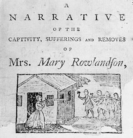 summary of mary rowlandson captivity The captivity of mary rowlandson here is a brief summary of the narrative of mary rowlandson's captivity entitled, the sovereignty and goodness of god for the complete manuscript see the links page.